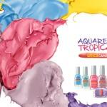 Colorama Aquarela, Cores