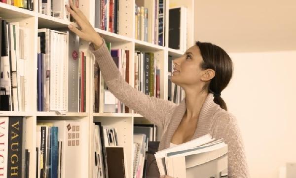 Uma boa leitura substitui qualquer tipo de passeio (Foto: Divulgação MdeMulher)