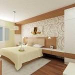 Decoração de Quarto de Casal Apartamento-5