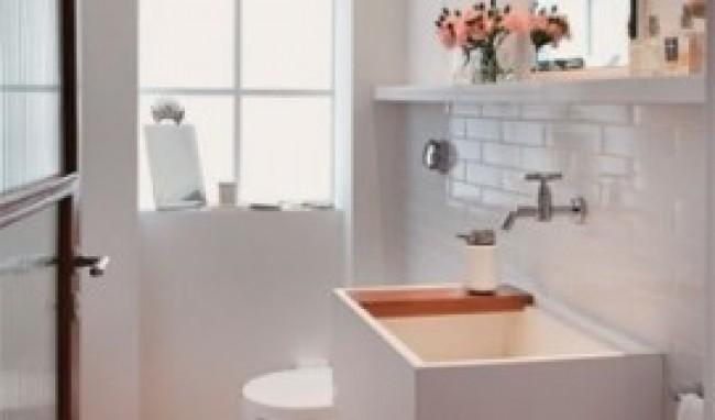 Decoração De Lavabo De Banheiro , Fotos, Dicas -> Decoracao Banheiro Lavabo