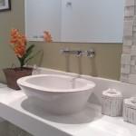 Decoraçao de lavabo de banheiro , fotos, dicas