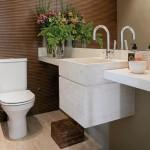 Decoração de lavabo de banheiro , fotos, dicas