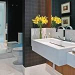Decoração de lavabo de banheiro , fotos, dicas  5
