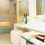 Decoração de lavabo de banheiro , fotos, dicas  6