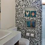 Decoração de lavabo de banheiro , fotos, dicas  7
