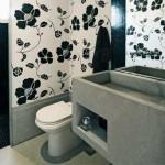 Decoração de lavabo de banheiro , fotos, dicas  8