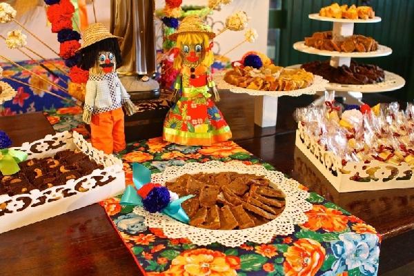 As festas juninas trazem inúmeras comidas típicas (Foto: Divulgação)