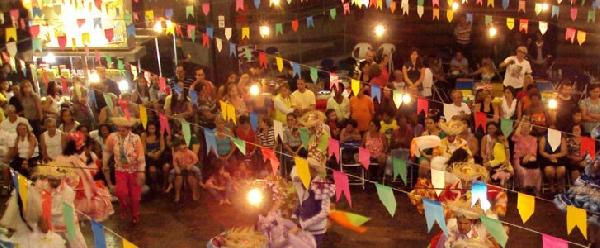 Em Campina Grande é realizada a maior Festa Junina do Brasil (Foto: Divulgação)