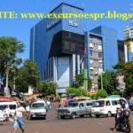 Excursões para o Paraguai
