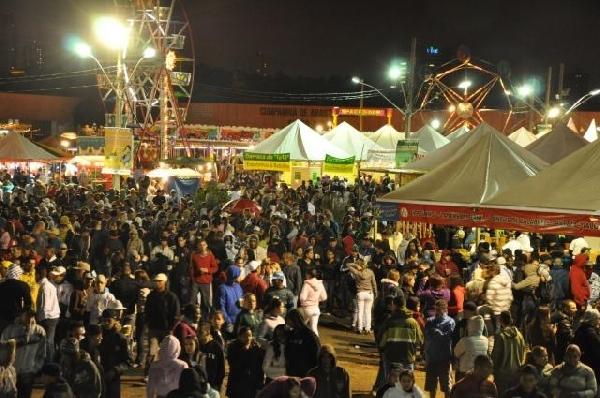 As Festas Juninas de Santo André são maravilhosas (Foto: Divulgação)