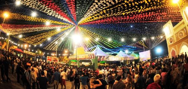 Santo André tem as melhores Festas Juninas e quermesses da região (Foto: Divulgação)