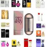 Preços de perfumes importados