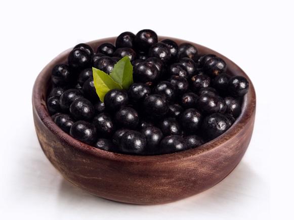 A frutinha melhora a circulação do sangue. (Foto Ilustrativa)