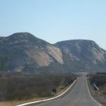 Serra da Rajada em Carnaúba dos Dantas