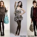 Vestidos da Moda Inverno 2011-2