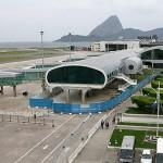 Aeroporto Santos Dumont, Vôos, Endereço