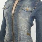 Jaqueta Jeans Femina