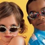 Óculos Escuro Infantil, Modelos