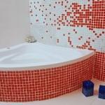 pastilhas coloridas para banheiros