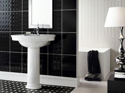 piso decorado para banheiro