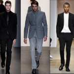 Ternos masculinos da moda