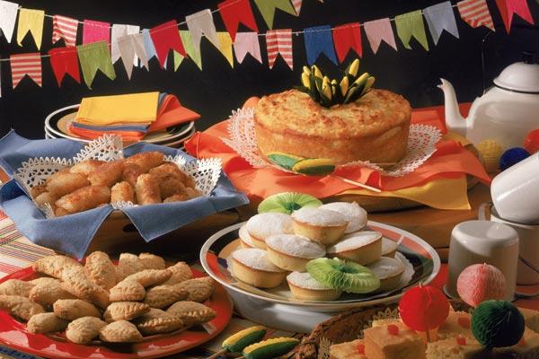 comidas festa junina
