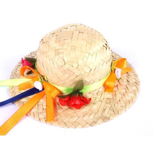 Chapéu feminino para Festa Junina (Foto: Divulgação)