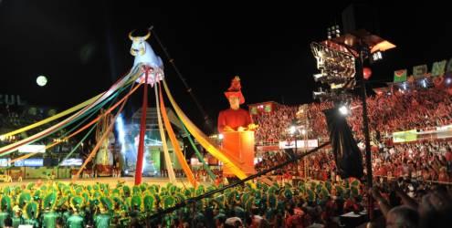 Festa junina no Brasil um evento que atrai milhares de turistas do mundo todo (Foto: Divulgação)
