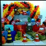 Decoração Infantil Carros Disney3