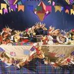 Decoração de Mesa Festa Junina-8
