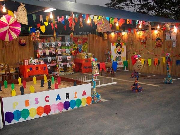 O que deixa a Festa junina ainda mais legal são as brincadeiras (Foto: Divulgação)