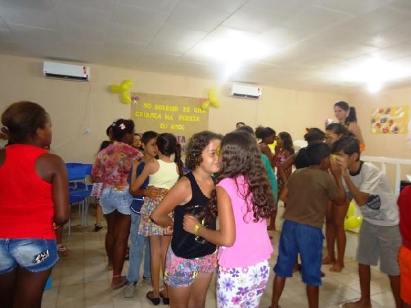 Dança da Laranja (Foto: Divulgação)