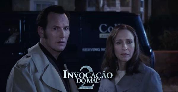Filme Invocação do Mal 2 (Foto: Divulgação)