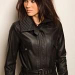 Jaquetas de Couro Feminina Modelos (1)