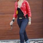 Jaquetas de Couro Feminina Modelos
