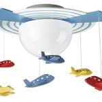 Modelos de abajur para quarto de criança 6