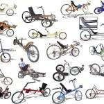 Recumbent bikes - reclinadas