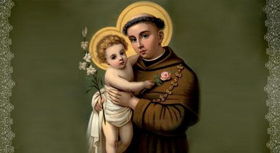 Santo Antônio é o santo mais requisitado nas Festas Juninas (Foto: Divulgação)