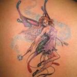 Tatuagem Feminina no Ombro Fotos (3)