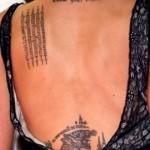 Tatuagem Feminina no Ombro Fotos (4)