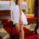 Vestido para Noivado Simples (1)
