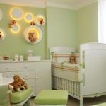 decoração bebe safári
