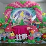 decoração da tinker Bell