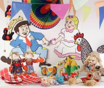 festa junina decoração infantil