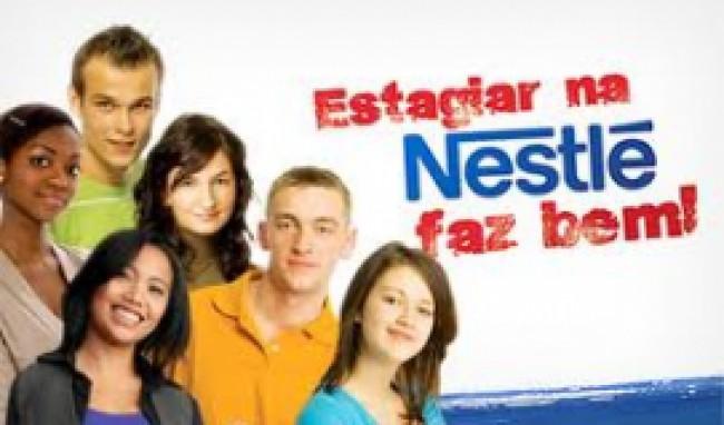 vagas de estagio nestle 2011-2012