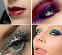 como usar glitter na maquiagem3