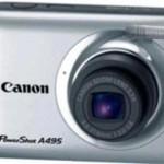 Câmera Digital Canon PowerShot A495, Preço e Onde Comprar