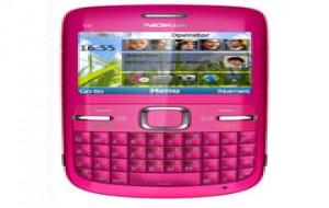 Celular Pink da Nokia