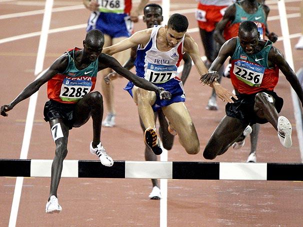Corrida com Obstáculos