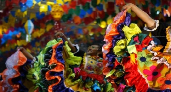 Danças, pratos típicos e muita alegria nas festas juninas de Poços de Caldas (Foto: Divulgação)